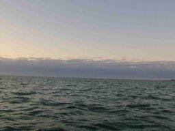 Da wollte mich Rasmus doch noch einmal prüfen: von Kuivastu zu der kleinen Insel Ruhnu