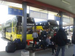 2014 - Aufbruch Richtung Riga