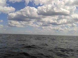Kleine Wanderung an der Küste von Mersrags entlang: Wunderschön!