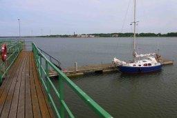 ..wurde dann doch noch schönes segeln: nach Virtsu