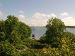 Weiter; Nach Borstö: mein schönster Liegeplatz bisher in Finnland
