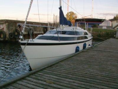 Segelboot gerettet
