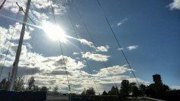 Wetter, Gradient-Wind, Frontalzone, Warmluftsektor und und und