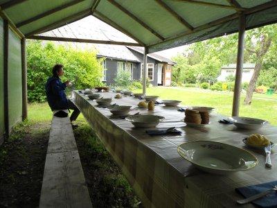 Auf Rundreise durch das nordwestliche Lettland: Kulturnitiativen, zweiter Teil